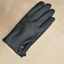 Classic models of pure sheepskin men's gloves warm waterproof wear-resistant design men's gloves