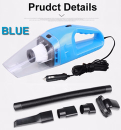 Auto Accessories Portable 5M 120W 12V mini Car Vacuum Cleaner Handheld Mini Super Suction Wet And Dry Dual Use Vaccum Cleaner Free DHL