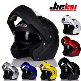 2016 New Style JIEKAI open face motorcycle helmet JK115 undrape face motorbike helmet made of ABS size M L XL
