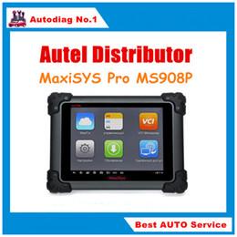 Wholesale 100 Original Autel MaxiSYS Pro MS908P Vehicle Diagnostic System Wifi Connection