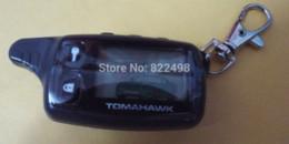 2017 sistema de alarma a distancia un coche Libre remoto LCD envío de la hacha de guerra TW9010 TW 9010 de dos vías sistema de alarma de coche de alarma Sistemas de Seguridad sistema de alarma a distancia un coche Rebaja