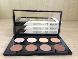 Wholesale NYX Highlight Contour Pro Pattle Review Shadow Foundation Face Pale brand face makeup bronzer hot sale