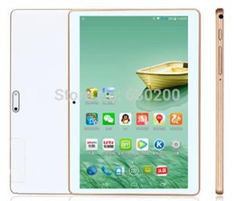 Wholesale inch G G LTE tablet Octa core tab pad MP GB GB Android Bluetooth GPS tablet phablet DHL Free