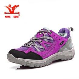 Wholesale Fashional XIANGGUAN Trail Climbing Shoes Strong Shock Absorption Escort for you strong cushioning Outdoor Couples shoes