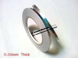 Wholesale Promotion mm meters mm Adhesive Aluminum Foil Tape for EMI Shielding