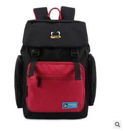 Wholesale Backpack Trendy Travelbag manufacturers explosion backpack female tourism trend of college women s backpack air travel bag