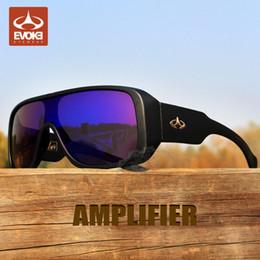 Wholesale Prix le plus bas Brand Sunglasses Fashion EVOKE Designer Brand Evoke Lunettes de soleil Hommes Amplificateur Série Sport Hommes Lunettes de soleil Femmes