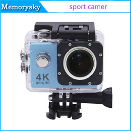 Wholesale MOSOCAM X9 sports action camera ultra HD K VR Camera Ultra Travel Life DV Build in WiFi Camera support WIFI Recording Charging hot sale