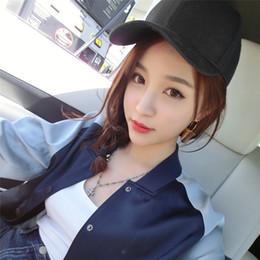 Wholesale Hot Adjustable Pure Color Blank Curved Plain Baseball Caps Good Visor Hat