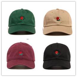 Hot sale 2016 The Hundreds Ball Cap Snapback The Hundreds Rose Dad Hat Baseball Caps Snapbacks Summer Fashion Golf Hat Adjustable sun hat