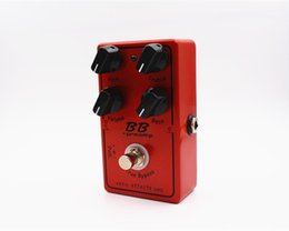 Wholesale Clone Xotic BB Preamp Guitar effect pedal preamp overdrive boost
