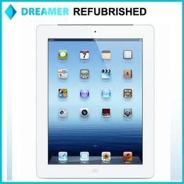 100% IPS LCD 9.7 inch 1536 x 2048 Original Refurbished Appple iPad 4 1GB RAM 16GB 32GB ROM 5MP Camera
