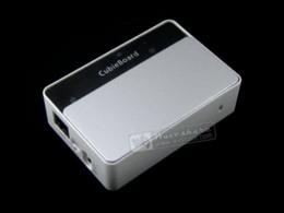 PC Cubieboard2 cubieboard A20 ARM Cortex-A7 double 1GB DDR3 Development Board de base avec le cas cubieboard 2, super que Raspberry PI à partir de cas de développement fabricateur