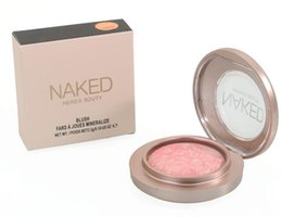 Wholesale New Arrival Makeup HERES B2UTY Blush NAKED Blush Mineral Substance Blush Color For You Choose DHL Free Ship