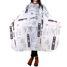 NEW Fashion Hair Salon Cutting Barber Hairdressing Cape for Haircut Hairdresser Apron Cloth Hair Care Styling Tool Cap
