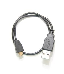 Wholesale So Easy Rider Micro USB Cables High Speed USB Date Transfer Cable Charge Cables for Android Samsung HTC Motorola Nokia and More Black