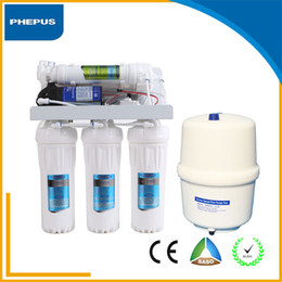 Wholesale China direct PHEPUS Reverse Osmosis Water Filter Direct Drinking Water Purifier RO filter best choose for Christmas gift for house