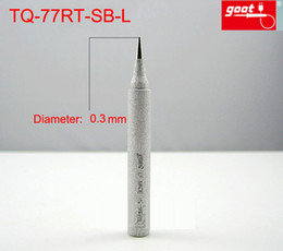Wholesale Original Japan GOOT Brand Replaceable Soldering Iron Tip Ultra durable For TQ and TQ V V Internal Heat Type