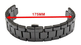 Wholesale The latest men s ceramic watchband first class best quality price