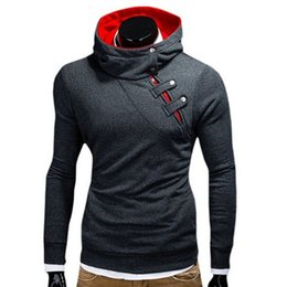 Mens Hip hop Hoodie Tracksuit For long sleeve Autumn Winter Cotton Casual Fashion Mens Tracksuit For Black Pullover 3D Sweater Drop Shopping