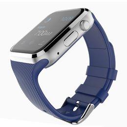 Nouveaux écrans de téléphone à vendre-2016 New GD19 montre Smart Watch Dial Appel réponse téléphonique pour téléphone Android écran HD Aide Horloge Carte SIM Téléphone Smartwatch PK GT08 IPS Connected