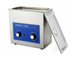 Wholesale Jeken PS W L Ultrasonic Cleaner with free cleaning basket for motherboard video card cleaning