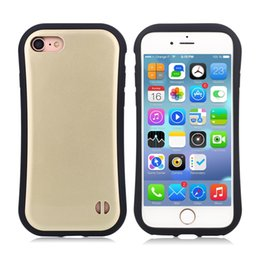 100pcs Fashion Korea Style Soap Hybrid Case for iphone 7 4.7inch zte warp 7 n9519 High Class Anti-Skid ShockProof Hard PC +Soft TPU Cover