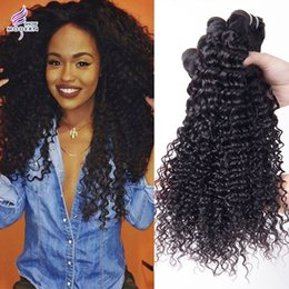 Brazilian Virgin Hair Deep Curly Natural Black Brazilian Deep Curly Virgin Hair Weave Bundles Brazilian Curly Human Hair