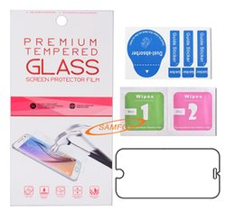 Wholesale High Transmittance Tempered Glass Screen Protectors for Samsung Galaxy J1 J1Mini J2 J3 J5 J7 D Cell Phone Screen Protector