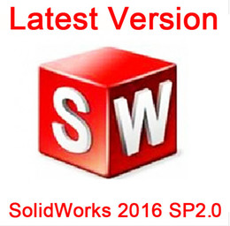 Wholesale Latest Version Dassault Solidworks SP2 Premium Edition For Win Bit Support For Multi Language Full Function Fast Delivery