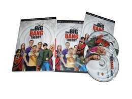 Wholesale Hotselling The Big Bang Theory Season DVD set US DVD brand new factory sealed DHL fast shipping