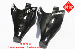 Wholesale Hot sale Full carbon fiber bicycle highway water bottle holder glass rack full carbon bottle cage glass rack Freeshipping
