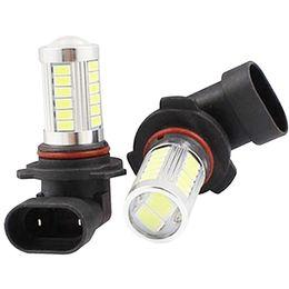 Wholesale 12V car lights LEDs HB4 LED Fog Lamps Car Vehicle Use Fog Lights Automobile Motorcycles Driving Lighting Parts