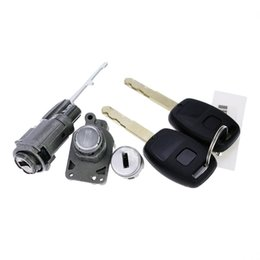 Wholesale Original Types Honda Whole CRV Locks Cylinders Set With Keys applied directly to Honda Lock change directly Auto Tools Parts