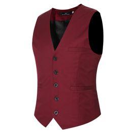 Size 1 white dress vest