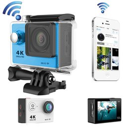 Wholesale waterproof meters HD P degrees lens Max GB TFcard best wifi sports action camera