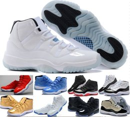 Cheap 72-10 11s Concord Bred Legend Blue Gamma Blue 11 Space Jam Basketball Shoes Mens & Women's Chicago Gym Red Sneakers 28 - 36- 47