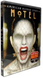 Wholesale American Horror Story Hotel Season Five Disc Set US Version