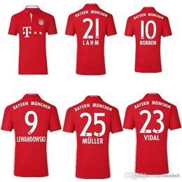 Wholesale 2016 Thailand quality Bayern Munich jersey Star GÖTZE New Jersey market Cheap custom hot hot