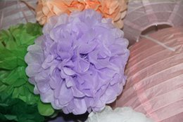 Wholesale Cheap Round Decoration Ball for Birthday Party Colored Paper Lantern Paypal