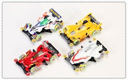 Stunning small sports car, the new assembly assembled electric toy car, four-wheel toys, children toy car