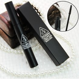 1pcs brand new makeup Black Curl waterproof mascara cosmetics express false eyelashes eyes rimel maquiagem