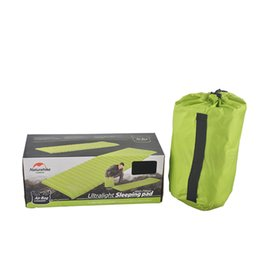Wholesale Innovative Soft Sleeping Pad Fast Filling Air Bag Super Light Inflatable Portable Mattress Rescue Life Cusion cm Hot