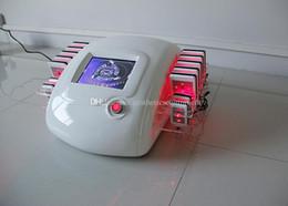 Descuento máquinas de láser usados en venta venta superior portátil grasa quema máquina láser de luz lipo lipo lipo cavi para uso doméstico