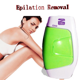 Wholesale House Hold Depilatory Laser Mini Hair Epilator Permanent Hair Removal HPL System with Light Pulses Hot Sale Permanent Shaving
