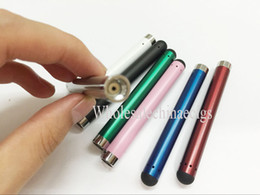 Wholesale o pen vape battery bud touch battery CE3 mAh e cig battery no button automatic batteries for vaporizer pen cartridges cbd Kit