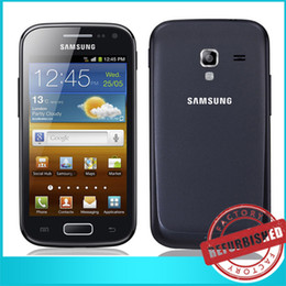 Wholesale 1x Samsung Galaxy Ace II I8160 UNLOCKED GSM WCDMA Dual Core inch Screen Android RAM GB ROM GB Camera MP WIFI Battery mAh