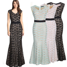 Free Shipping New Fashion Summer Women Lace Dress V-Neck Sleeveless Women Party Long Dress.