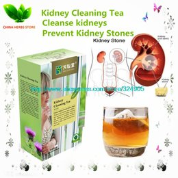 Wholesale 3 boxes packs kidney stone treatment Kidney Cleaning Tea cleaning kidney stone tea