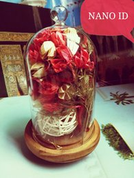 Wholesale Table Decoration Home Art Glass Vases perfume dry plant Hanging Wedding Vase Crystal Novelty Vase